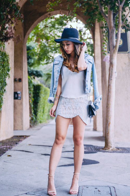 20 Brilliant Ways to Style Your Denim Jacket