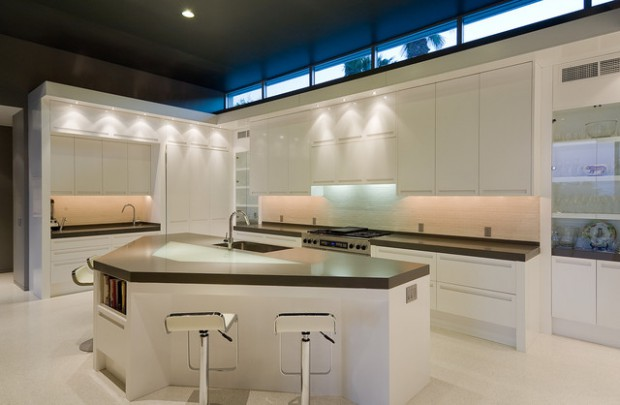 20 Divine Minimalist Kitchen Design Ideas