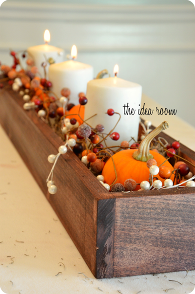 17 creative and easy diy fall decorating projects style Fall home decorating ideas diy