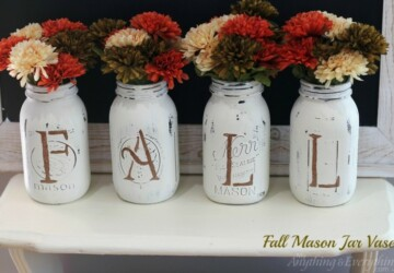 17 Creative and Easy DIY Fall Decorating Projects - fall wreath, fall decorations, fall decor, diy home decor, diy fall decor, diy fall, diy decorations