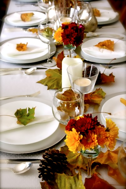 15 Incredible Fall Wedding Floral Table Arrangements