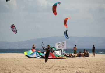 Tarifa, Spain: A Surfer's Dream - windy, travel, tarifa, surfing, summer, Levante