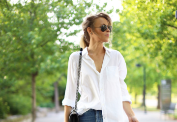 How To Style Button-Down Shirt: 19 Urban Outfit Ideas - shirt, outfits, Outfit ideas, outfit idea, outfit, fashion, button down
