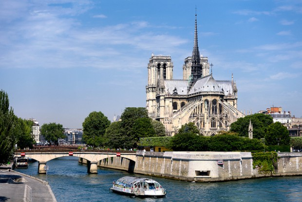 Top 10 Places To Visit When You Go to Paris
