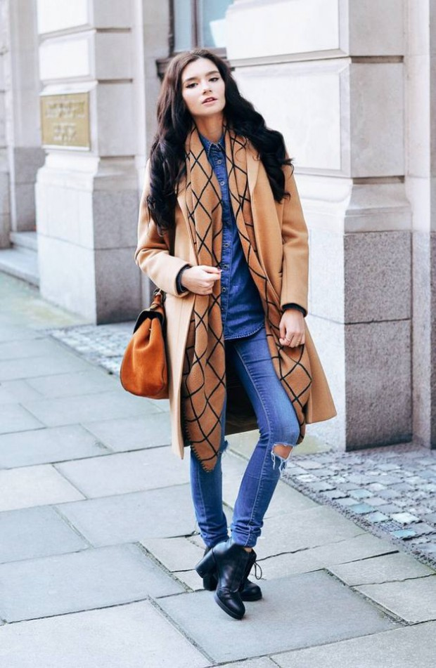 18 Trendy Street Style Outfits You Can Copy Now