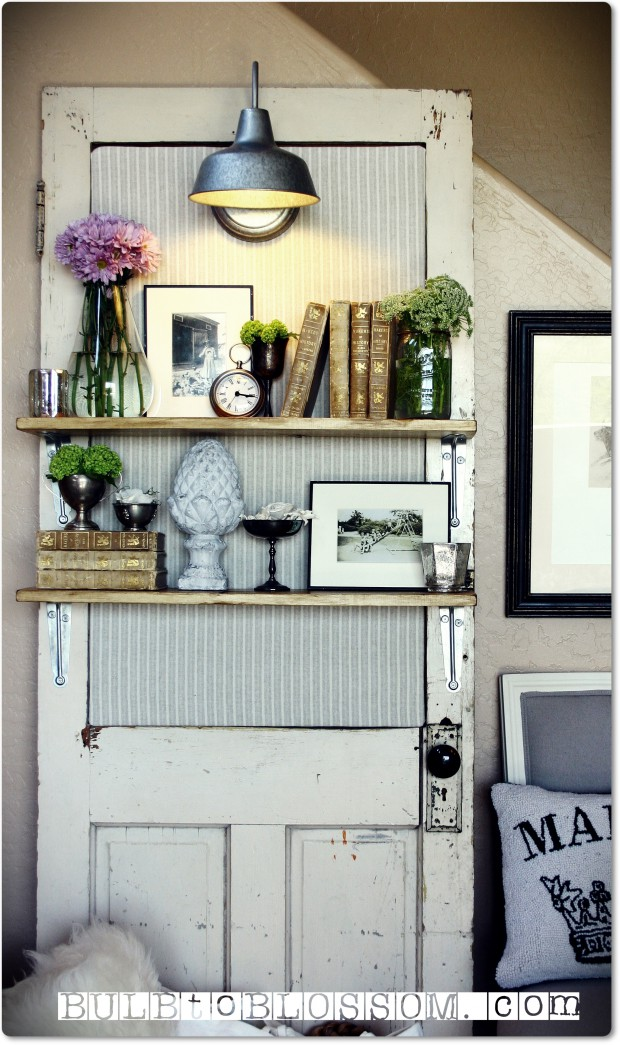 How To Repurpose An Old Door 17 Creative Diy Projects