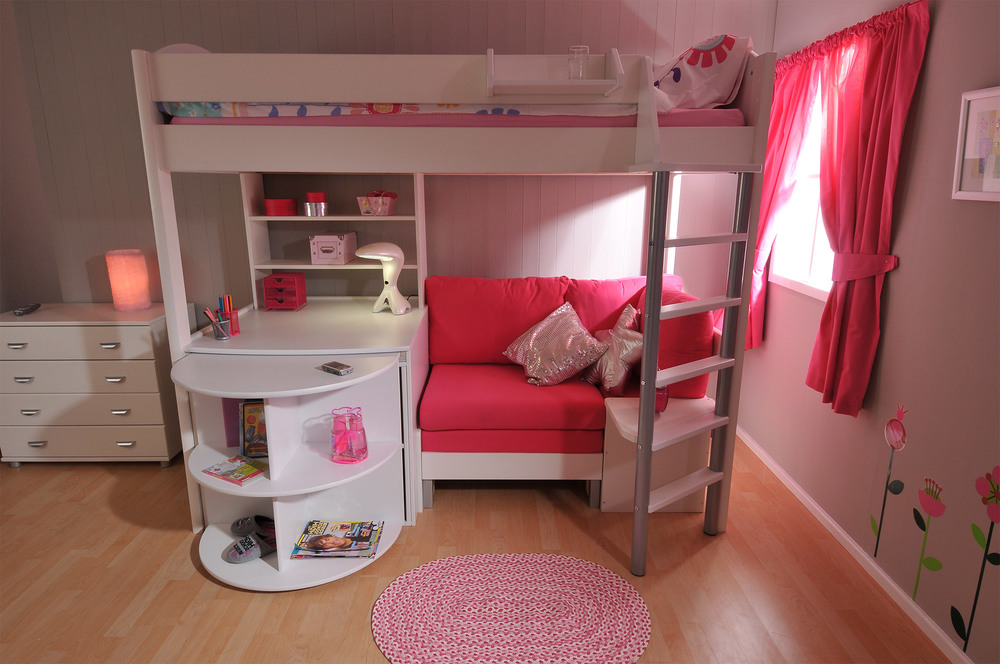 16 Entertaining Kids Room Ideas That Your Children Will
