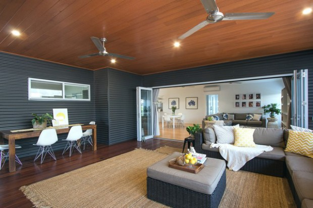19 Stunning Wood Ceiling Design Ideas To Spice Up Your ...