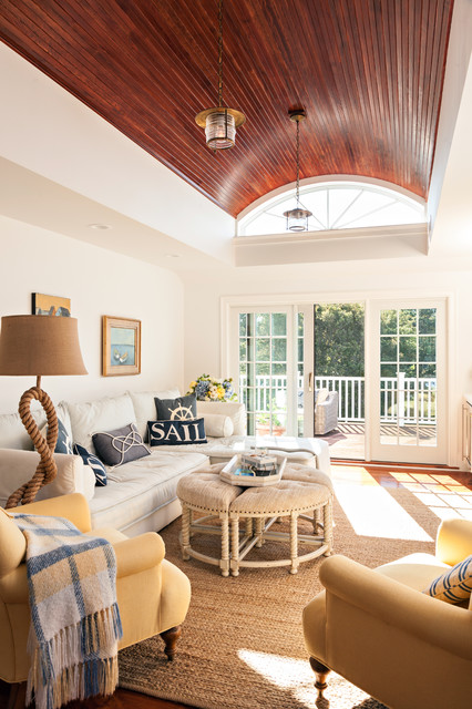19 Stunning Wood Ceiling Design Ideas To Spice Up Your Living Room ...