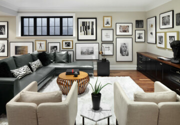 How To Create Art Gallery Wall: 26 Ideas To Inspire You - wall, gallery wall, gallery, decorating ideas, decorating idea, decorating, decor, art wall gallery, art