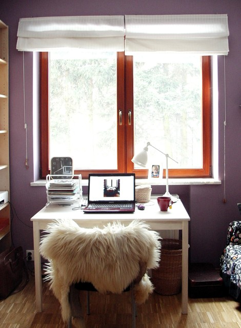 20 Ways to use Sheepskin for Cozy Fall Home Décor (8)