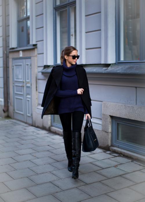 Style Tips How To Wear Turtleneck + 22 Outfit Ideas