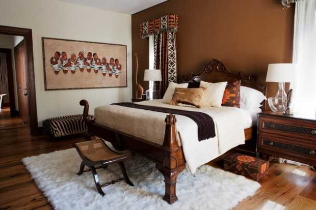 African Safari Themed Room: 19 Awesome Home Decor Ideas   African Safari  Themed Room: