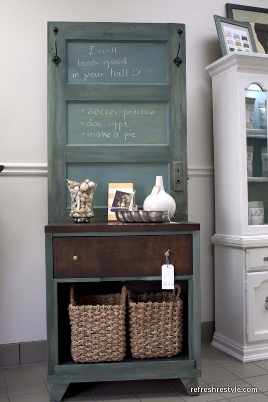How To Repurpose an Old Door: 17 Creative DIY Projects