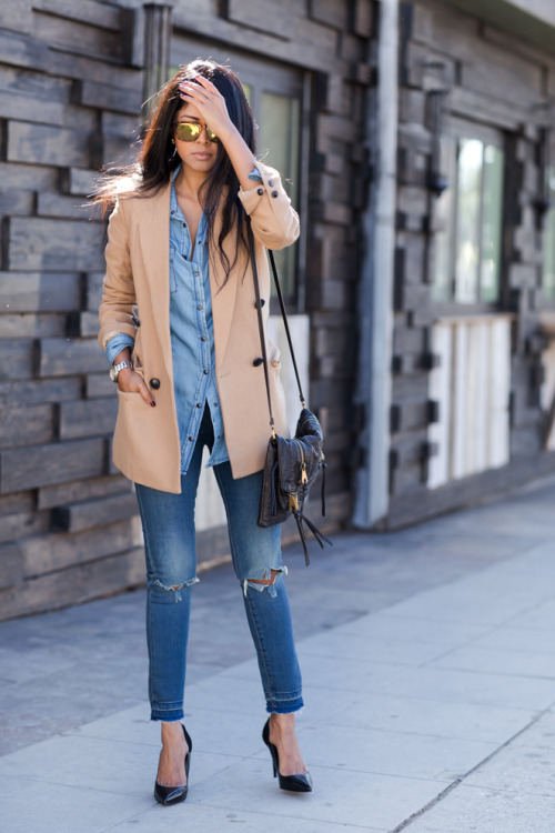 How To Style Your Jeans This Fall: 19 Outfit Ideas