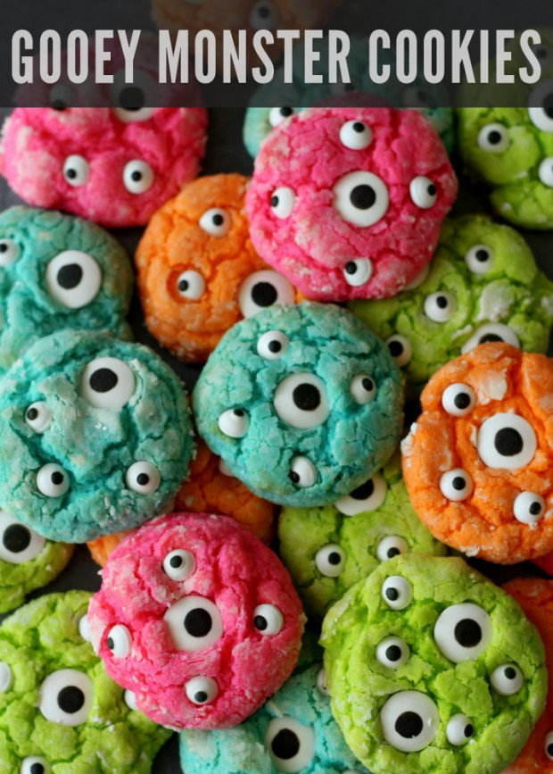 17 Easy and Tasty Halloween Treats to Make With Kids