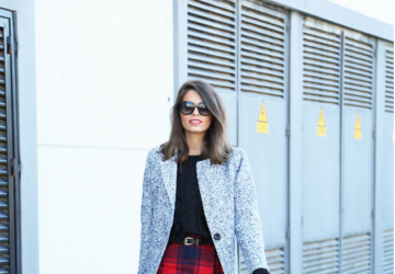 20 Stylish Outfit Ideas for Chilly Fall Days - fall street style, fall outifit ideas, fall outfit ideas, fall fashion, Chilly Days
