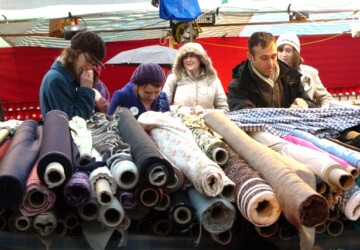 Why is the British Fabric Market Back on the Rise - market rise, fabric, british fabric