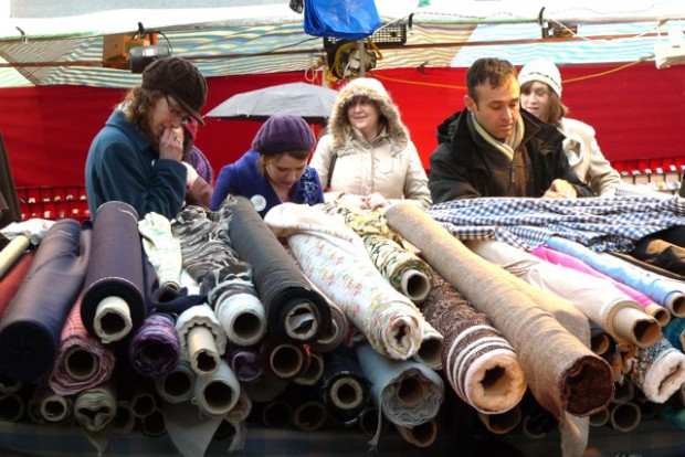 Why is the British Fabric Market Back on the Rise