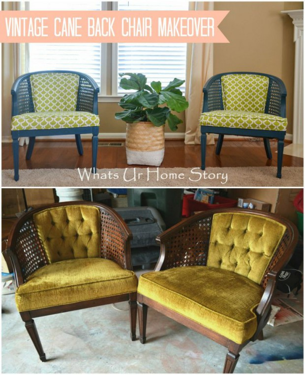 How To Reupholster A Chair 17 Creative DIY Makeover Ideas