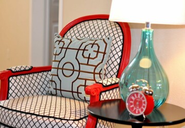 How To Reupholster A Chair: 17 Creative DIY Chair Makeover Ideas - furniture makeover, DIY ideas, diy furniture makeover, diy furniture, diy chair makeover, diy chair, chair makeover