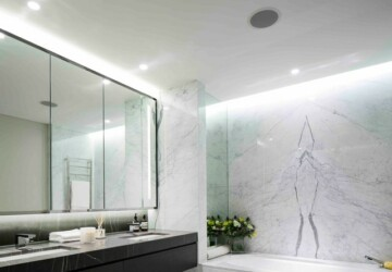 18 Stunning Marble Bathroom Design Ideas - Marble Bathroom Design Ideas, Marble, Bathroom Design Ideas, bathroom design, bathroom