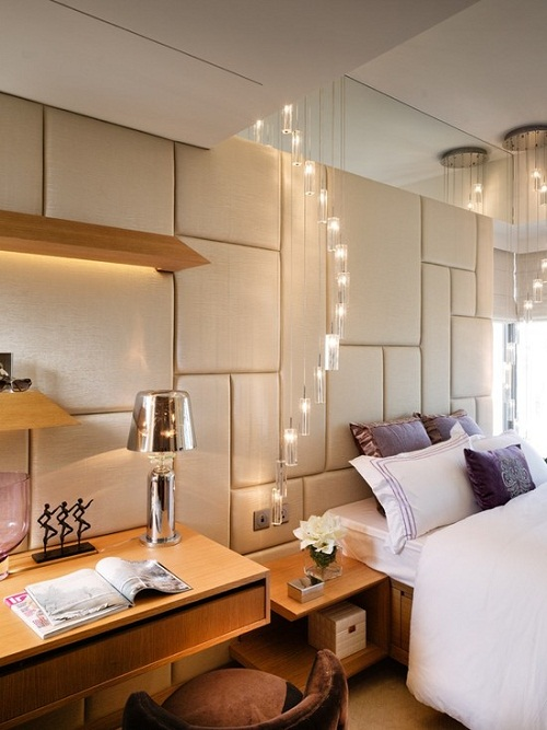 Creating Different Moods In Your Bedroom Using Lighting
