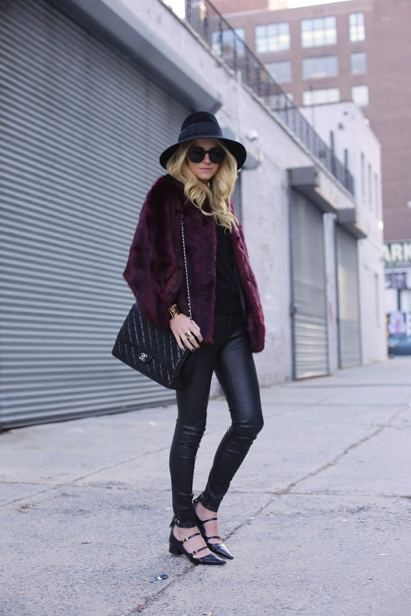 20 Gorgeous Fall Outfits with Hats