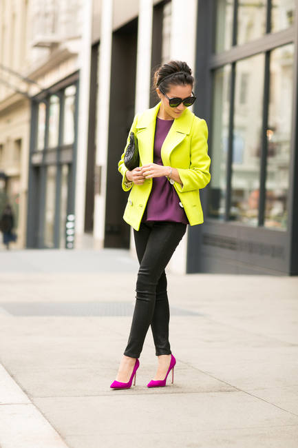 20 Stylish Ways to Wear Blazer  this Fall