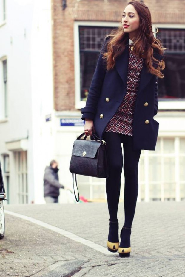 20 Stylish Outfit Ideas for Chilly Fall Days