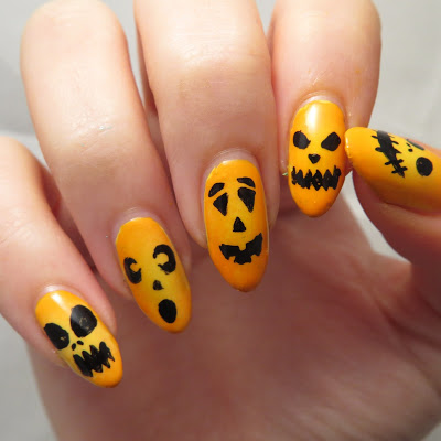 Halloween nail designs 18 easy and fun halloween nail art ideas halloween nail designs 18 easy and fun halloween nail art ideas prinsesfo Choice Image