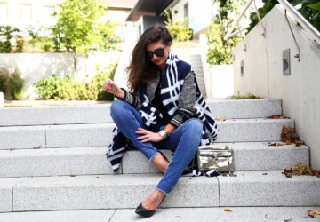 How To Style Your Jeans This Fall: 19 Outfit Ideas - Stylish, style, outfits, Outfit ideas, outfit idea, outfit, jeans outfit ideas, jeans outfit, jeans for fall, ideas, idea, fashion, fall outfits, fall outfit ideas, fall outfit, Fall, autumn