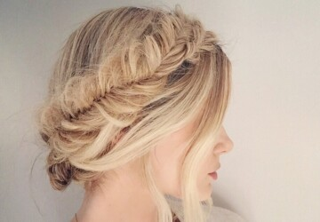17 Simple Hairstyles Perfect for Fall - woman, ideas, idea, Hairstyles, hairstyle ideas, hairstyle idea, hairstyle, Hair, fall hairstyles, Fall