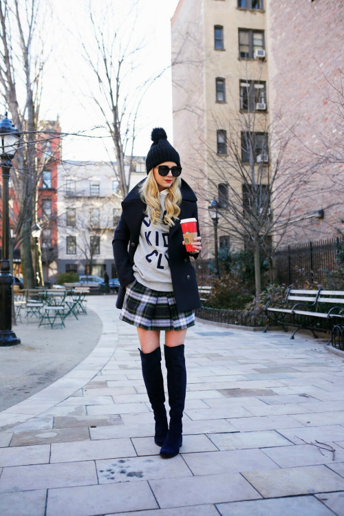 Over The Knee Boots: 20 Ways to Wear The Hottest Fashion Trend This Season