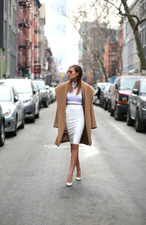 Outfit Inspiration: 17 Ways to Wear a Pencil Skirt This Fall