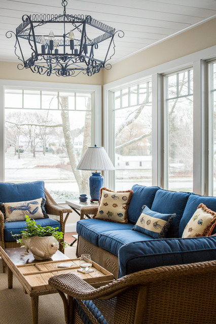 20 Cozy Sunroom Design Ideas Perfect For Relaxing Style