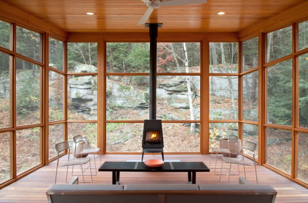 20 Cozy Sunroom Design Ideas Perfect for Relaxing - Style ...
