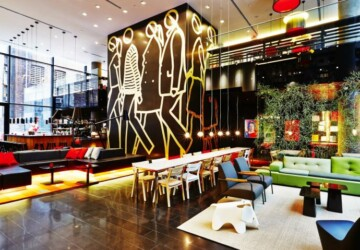 CitizenM: The Modern Hotel - roterdam, paris, New York, hotel, citizenM, amsterdam