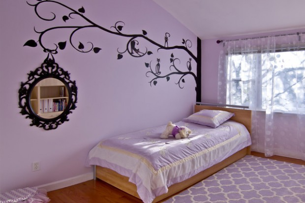 Embellish Your Space With Wall Decals 21 Decorating Ideas