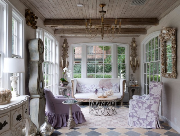 22 Charming Country Home Decor Ideas