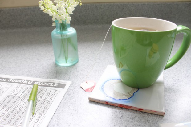 Creative Gift Ideas: 22 DIY Coasters