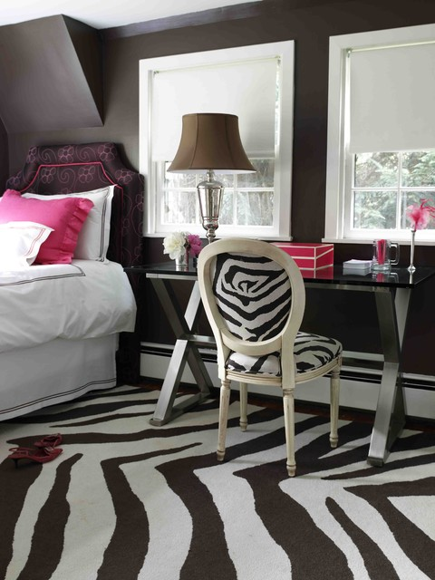 Zebra Print For Elegant Home Decor: 25 Amazing Ideas
