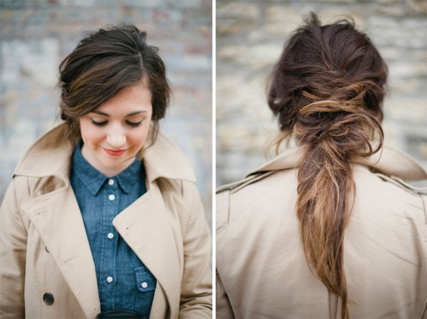 15 Perfect Hairstyles for Rainy Days