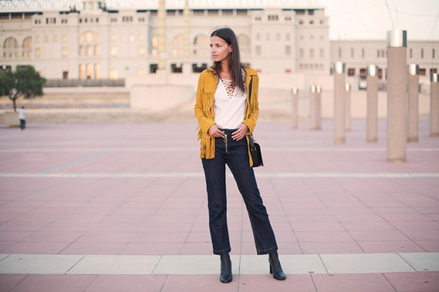 20 Stylish Outfit Ideas by Fashion Blogger Zina Carkoplia from Fashion Vibe