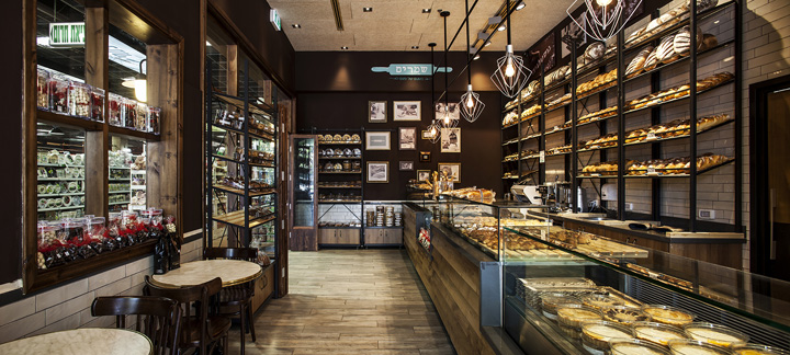 Sweet Inspiration Design Ideas For Bakery And Pastry