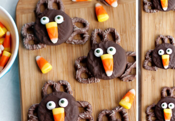 Festive and Tasty: 15 Cute Thanksgiving Dessert Recipes - Thanksgiving recipes, Thanksgiving desserts, Thanksgiving