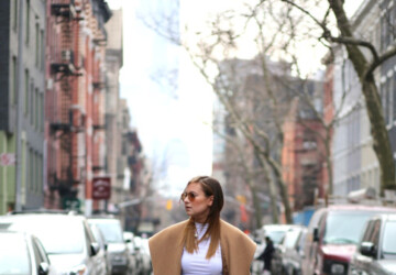 17 Stylish Ways to Wear a Classic Camel Coat This Fall - trench coat outfit ideas, fall outifit ideas, fall coat, coat outfit ideas, coat, camel coat