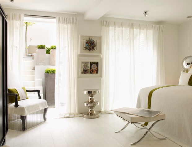 20 Stunning White Floor Design Ideas