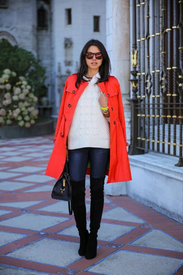 Cozy Sweater for Cold Days: 18 Great Outfit Ideas