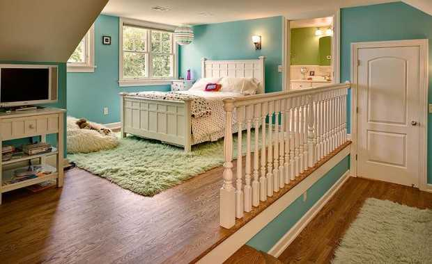 20 Lovely Girl Bedroom Design and Decor Ideas